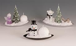 weihnachten kerzen zum bestpreis bei. Black Bedroom Furniture Sets. Home Design Ideas