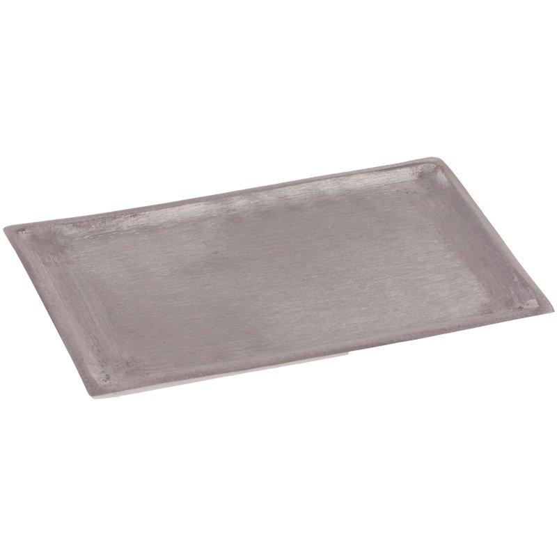 messingteller metallteller rechteckig klein 20 00. Black Bedroom Furniture Sets. Home Design Ideas