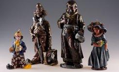 Rustikale Figuren
