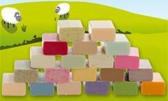 Schafmilchseifen
