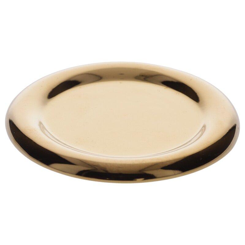 Farbe Aus Was: Kerzenunterteller 170 Aus Keramik Rund 10 Cm Farbe Gold